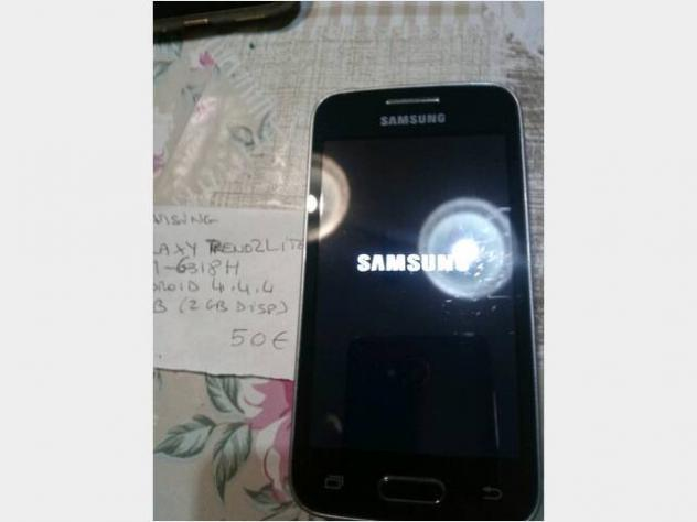Samsung galaxy trend 2 lite 4 gb sm-6318h usato