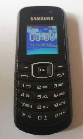 Telefono cellulare samsung gt-e1080i