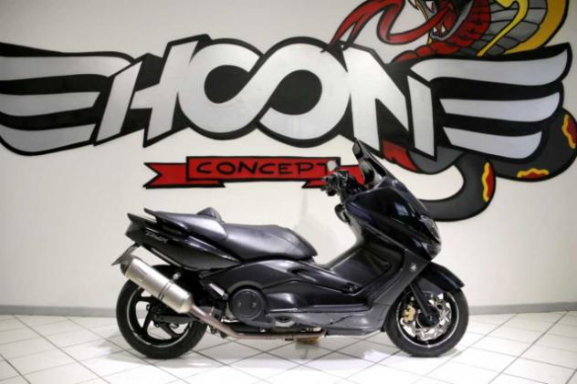 Yamaha t max px 500 iniezione scarico leo vince