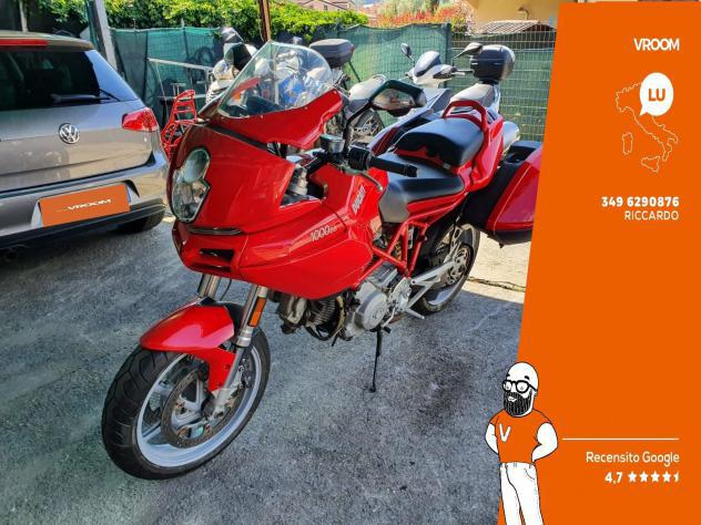 Ducati multistrada 1000 ducati multistrada 1000 ds anno 2003