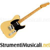 Fender vintera road worn 50s telecaster mn vintage blonde