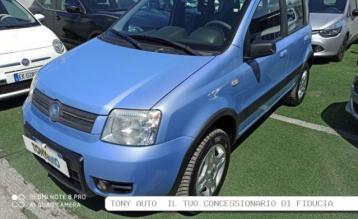 Fiat panda 4x4 1.3…