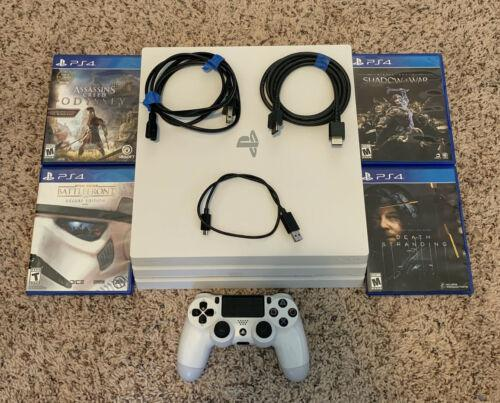 Sony play station 4 pro