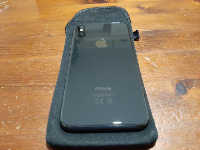 Apple iphone x grigio siderale 64gb come nuovo
