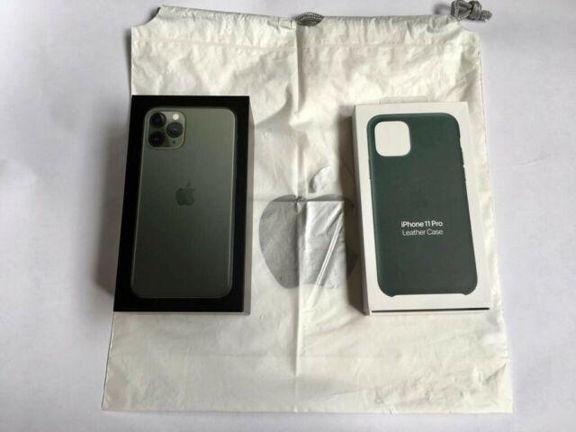 Apple iphone 11 pro 64gb verde notte in garanzia