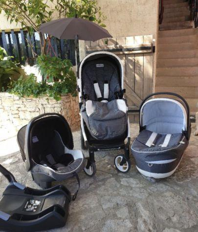 Passeggino book plus trio 51 peg perego