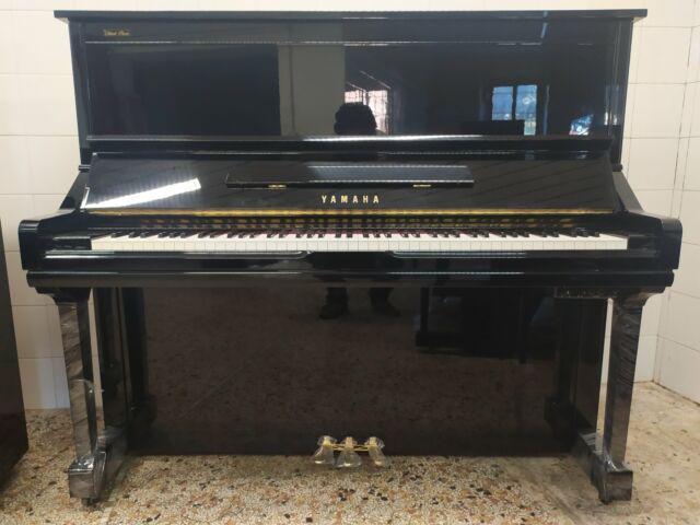 Pianoforte yamaha yu3sz silent originale top gamm tras.