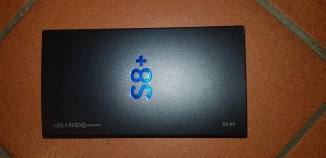 Samsung s8 + COME NUOVO