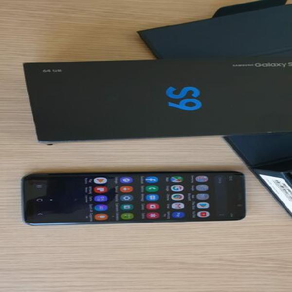 Samsung s9 64gb Blue DUOS