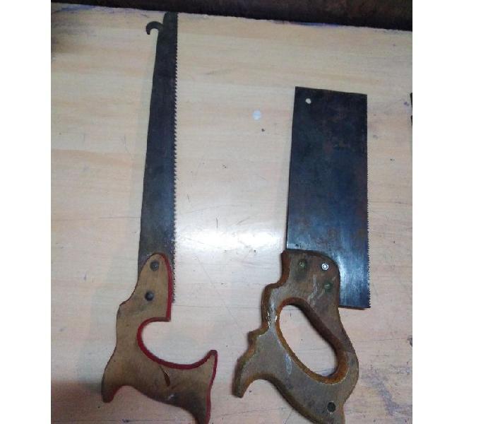 Seghetto sega per taglio legno lama vintage antico falegname