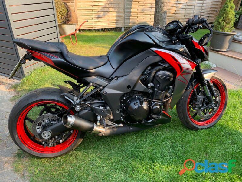 """Kawasaki Z 1000 """"BW  Edition"""""""