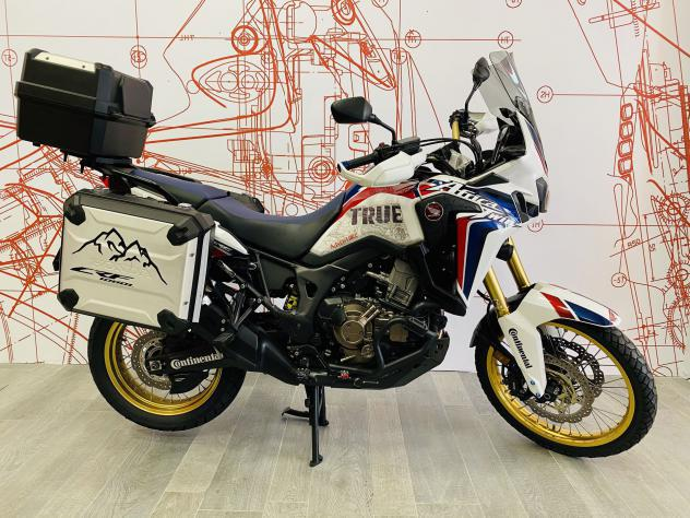 Honda crf1000l africa twin dct full optional