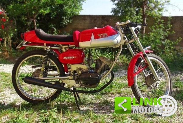 Moto Morini CORSARINO ZT 50