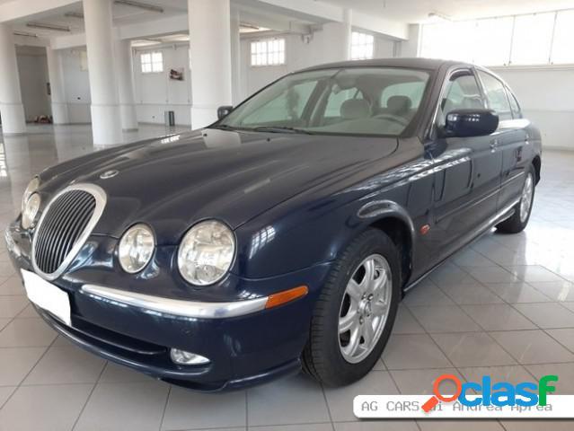 Jaguar s-type benzina in vendita a sant'antonio abate (napoli)