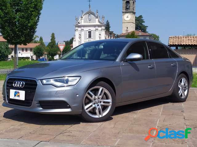 Audi a6 diesel in vendita a treviolo (bergamo)