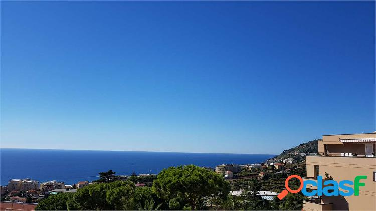 Sanremo, prima collina, vista mare, sud, terrazzo