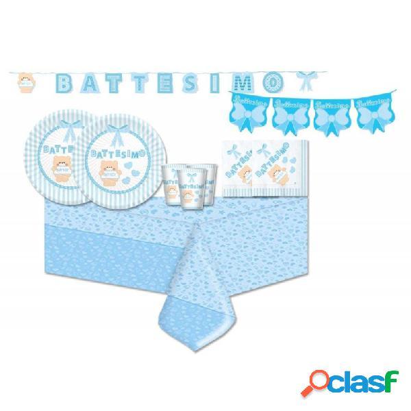 Battesimo bambino culla kit n 17