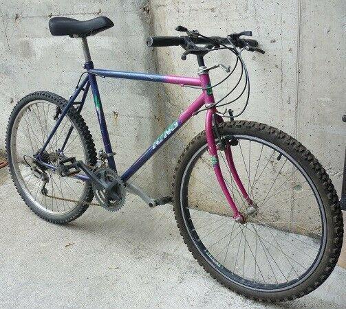 Bicicletta mountain bike da uomo/donna (raggio 26 pollici)