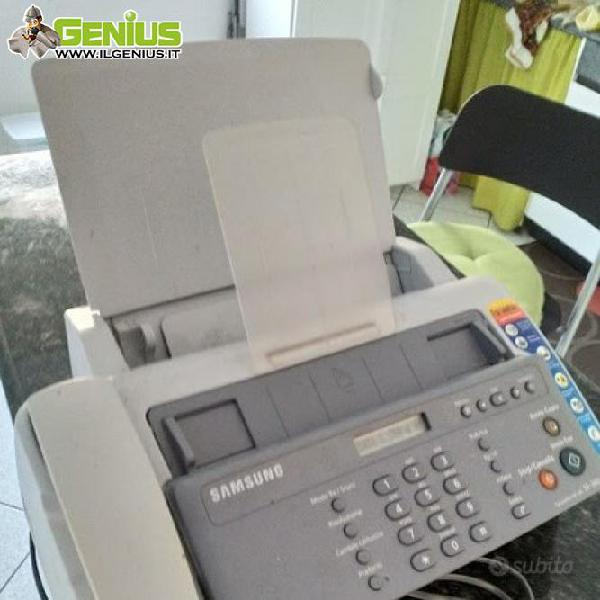 Fax/telefono samsung inkjet sf-360 vendo