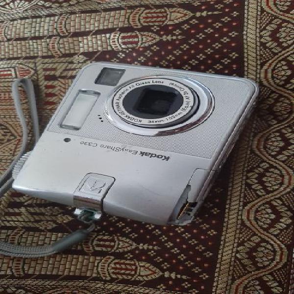 Kodak c330 digital foto 4.0 4 mp ccd argento