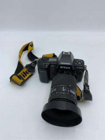 Macchina fotografica nikon f-801 s+obiettivo