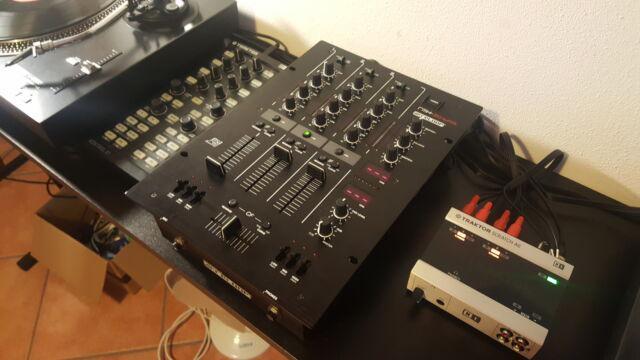 Mixer reloop rmx-30 bpm