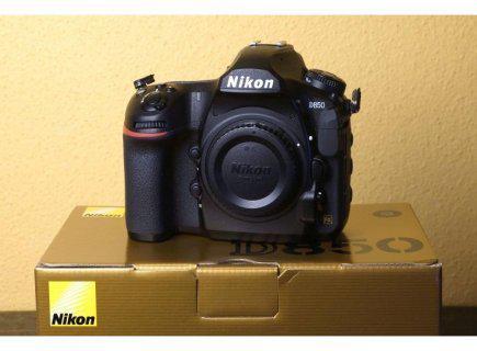 Nikon D850 45,7 MP Reflex Digitale Fotocamera.