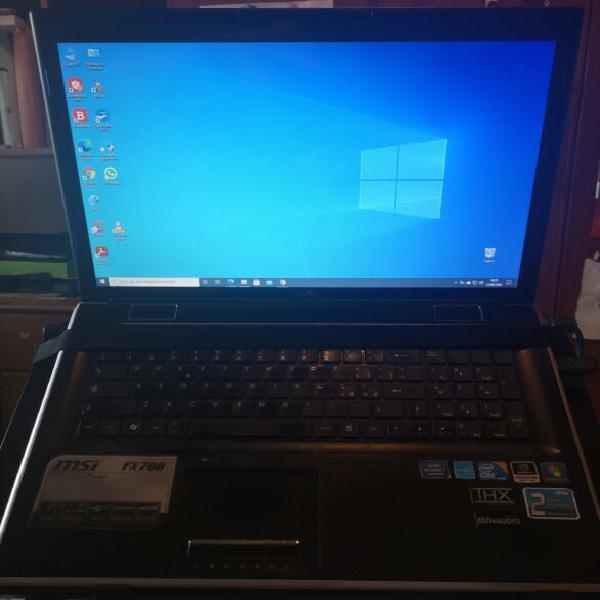 Pc portatile msi fx700