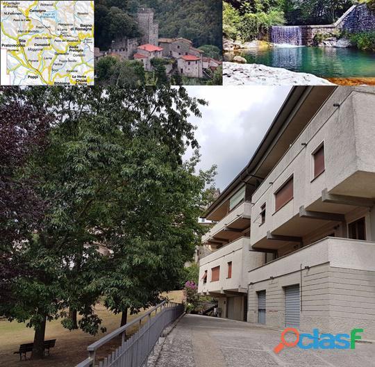 Appartamento in Fraz. Partina,Com. Bibbiena,Via Pian delle Vigne snc.