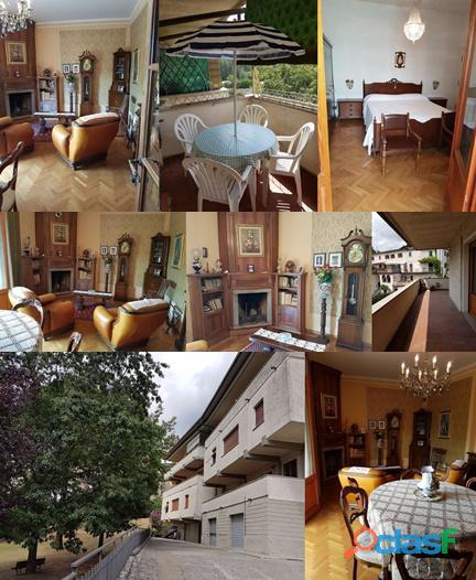 Appartamento in Fraz. Partina,Com. Bibbiena,Via Pian delle Vigne snc. 4