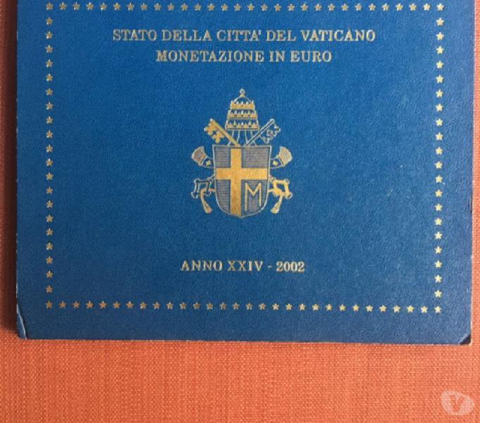 Serie divisionale vaticano 2002