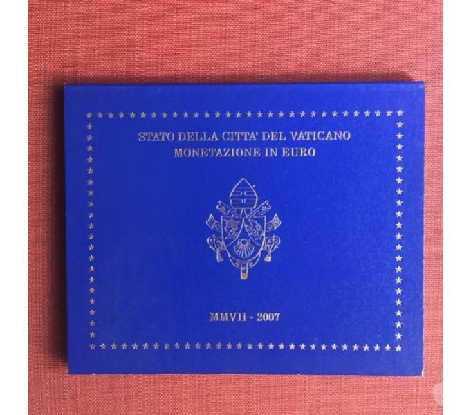 Serie divisionale vaticano 2007