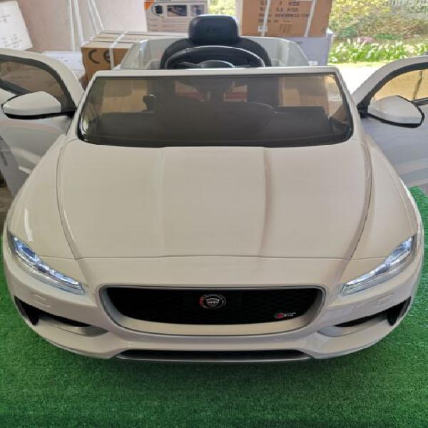 Auto elettriche jaguar f-pace 12v(rivenditore)