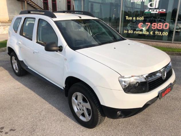 "Dacia duster 1.5 dci 110cv 4x4 lauréate""stupenda"" rif."