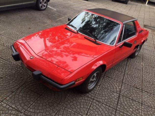 Fiat - x 1/9 - 1975