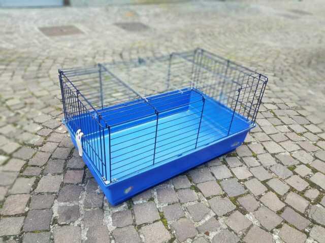 Gabbia per coniglio, roditore o piccolo animale