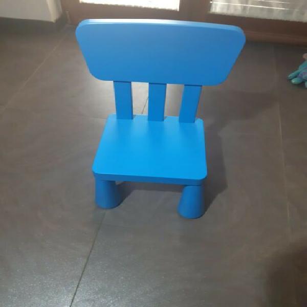 Tavolo e sedie bambini