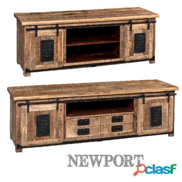 Porta tv newport 2
