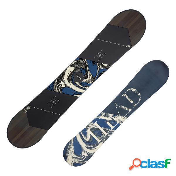 Snowboard head rush (colore: fantasia, taglia: 162)
