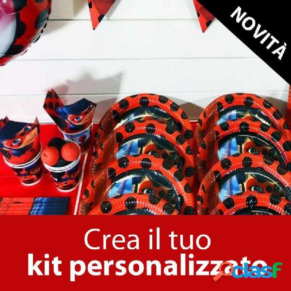 Kit personalizzato ladybug