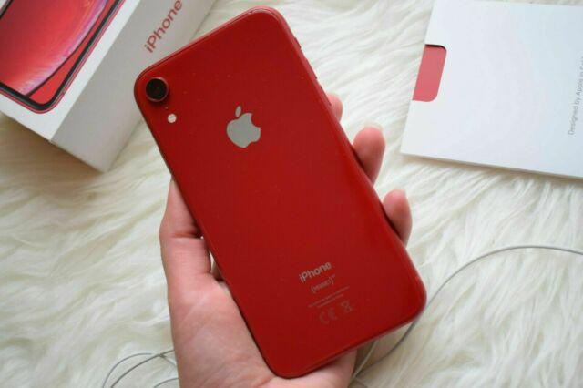 Iphone xr rosso 128gb