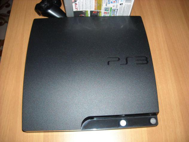 Playstation 3 + 13 videogiochi