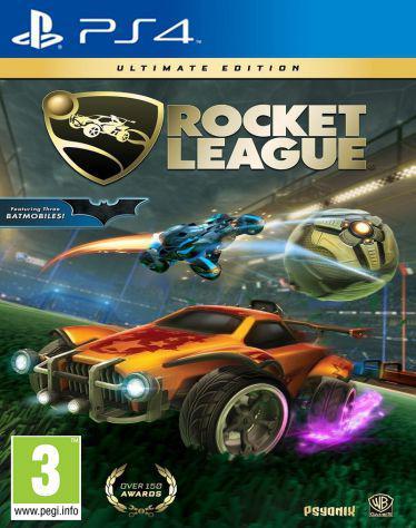 Rocket league ultimate edition ps4 nuovo sigillato