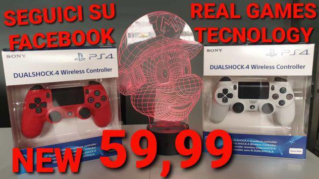 Sony dualshock wireless controller ps4 nuovo sigillato