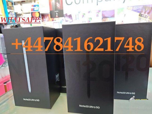 Samsung galaxy note 20 ultra 5g, s20 ultra 5g, s20 €355