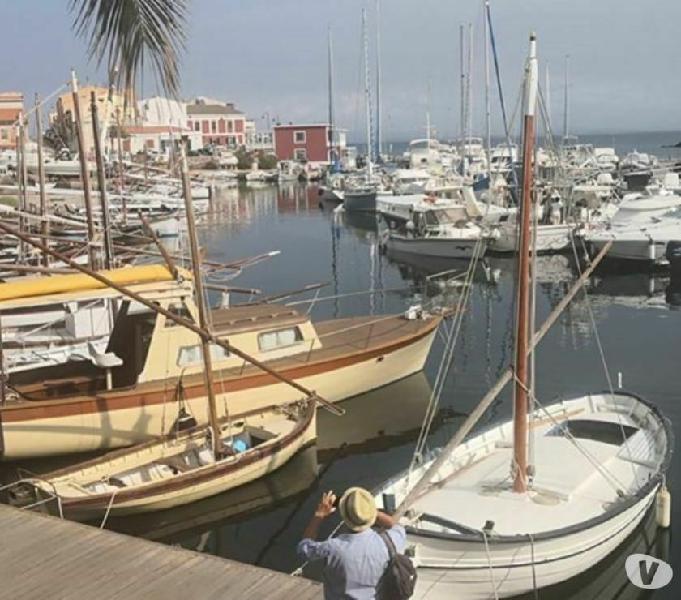 Barca da pesca usati privati na