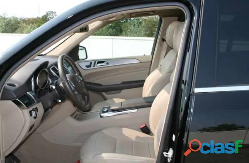 Mercedes Benz ML 250 BlueTEC 4Matic Sport