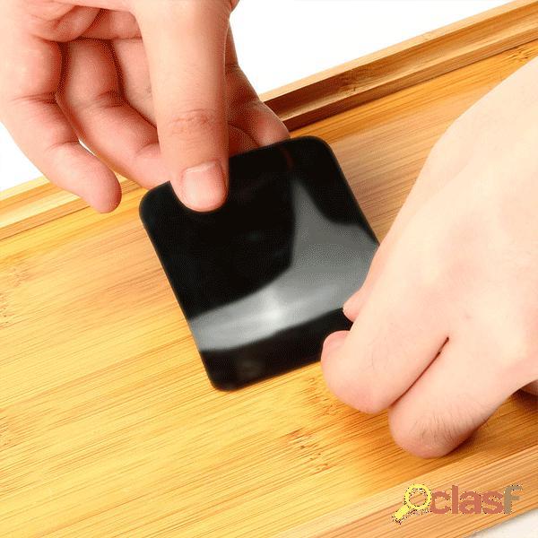 Honana hn-ch014 gel pads adesivi antiscivolo da cucina e bagno casa auto