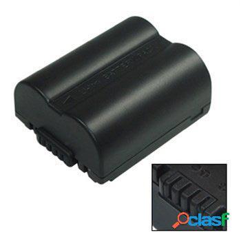 Panasonic cgr-s006 batteria - lumix dmc-fz38, dmc-fz50 - 600mah