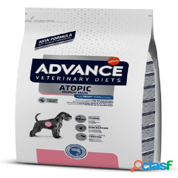 Affinity advance diet cane atopic medium maxi trota kg 3